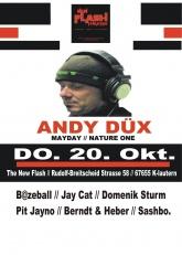 New Flash Theatre Andy Düx