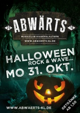 Halloween im Abwärts Musicclub
