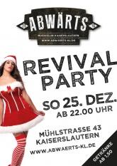 Abwärts Musicclub Revival Weihnachten