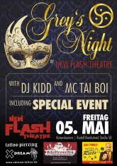 Grey`s Night By New Flash Theatre
