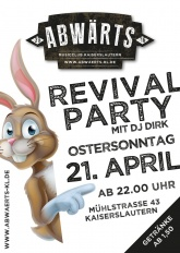 Abwärts Oster Revival Party
