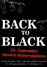 Abwärts Back to Black
